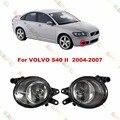 Estilo do carro luzes de nevoeiro luz halógena luz de nevoeiro luzes para VOLVO S40 2 / II 2004 - 2007 1 conjunto