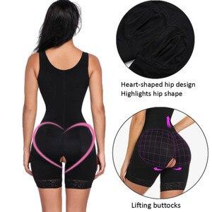 Image 4 - FeelinGirl Fajas גבוהה דחיסת בגדים Overbust התאוששות לאחר הלידה הרזיה גוף Shaper מותן חגורת מרים התחת Shapewear