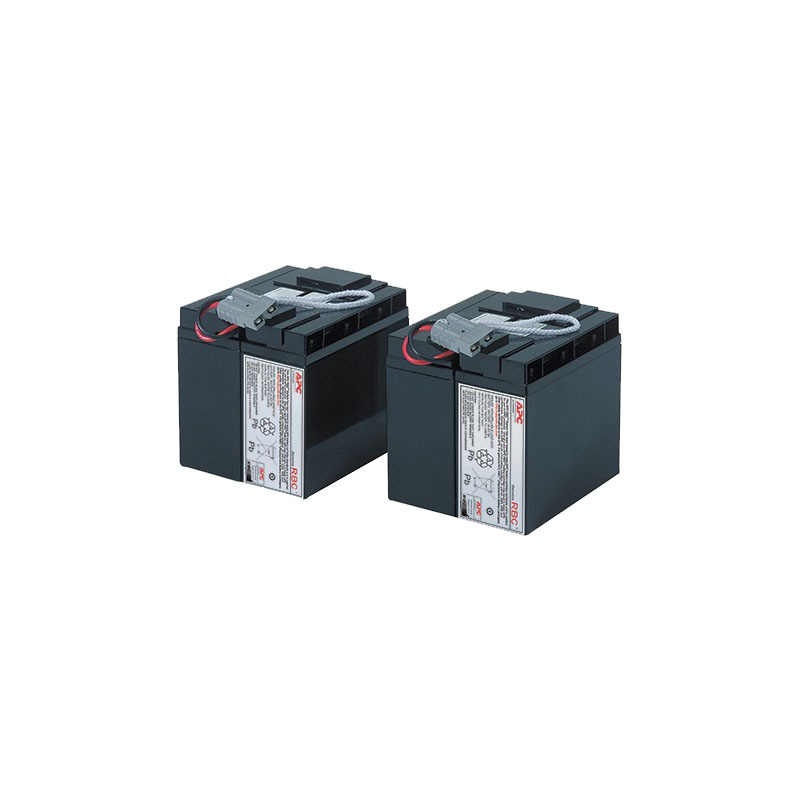 Купить со скидкой Батарея для ИБП APC RBC55