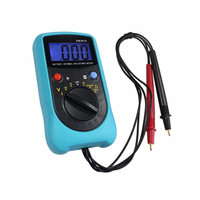 High Quality Digital Battery Internal Resistance Meter Voltage Battery Tester Temperature Coefficient Automotive Backlight