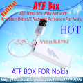 ATF BOX/ATF Nitro box With Network Activation With Sl3 Network Activation For Nokia