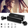 New Portable X2T Mini Wireless Bluetooth Earphone In Ear Sports Music Stereo Earbuds With Magnetic Charger