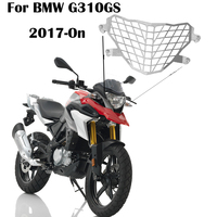 For BMW G310GS G 310 G310 GS Headlight Cover Headlight Protector Grille Guard G 310GS 2017 2018