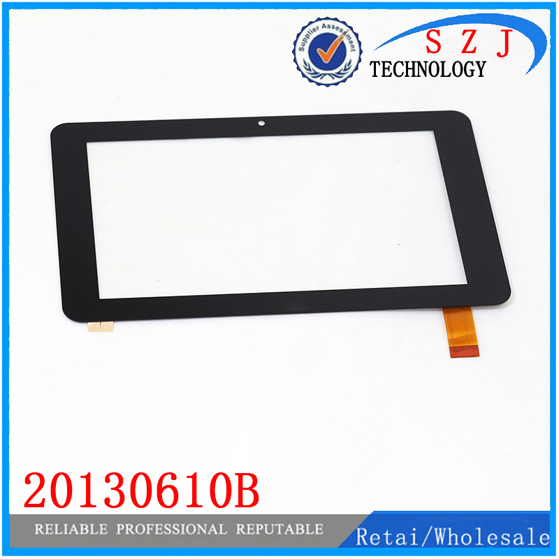 Original 7 inch Capacitve Touch Screen 20130610B for Tablet Kurio 7 Touchpad Handwritten Replacement Digitizer Free shipping