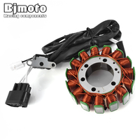 Motorcycle Engine Magneto Stator Coil For Yamaha 28P 81410 01 ATV YFM550 Grizzly 550 2009 2014 YFM700 Grizzly 700 2007 2014