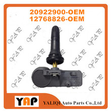 TPMS TIRE PRESSURE MONITORING SENSOR FOR Chevrolet Trax Buick Cadillac GMC Pontiac 315MHZ 20922900 22854866 12768826  2014-2015