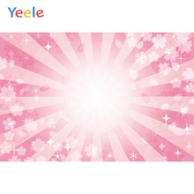 Yeele Wallpaper Party Family Photocall Stripes Petal Photography Backdrop Personalized Photographic Backgrounds For Photo Studio