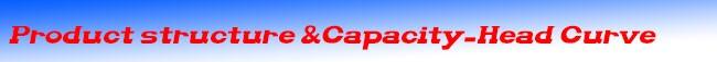 Product-Capacity_Head-Curve