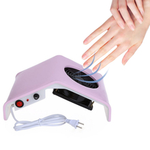 30W Manicure Vacuum Cleaner Nail Dust Collector With 2 Bags Pedicure Extractor