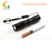 mini Waterproof LED Flashlight High quality black light Torch light 3w  Penlight Lanterna