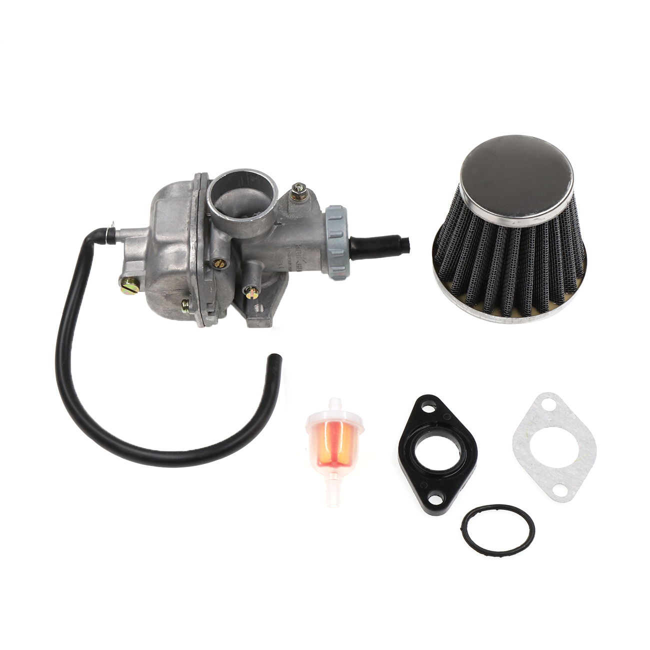 US $19 99  High Quality PZ20 Carburetor Carb 50 70 90 110 125 135cc ATV  Quad Go kart-in Chainsaws from Tools on Aliexpress com   Alibaba Group