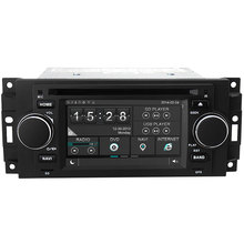 DVD Del Coche de Witson GPS Sat Nav Headunit para Dodge RAM 1500/2500/Cargador/Magnum con Radio Stereo Grabadora de Apoyo 3G OBD