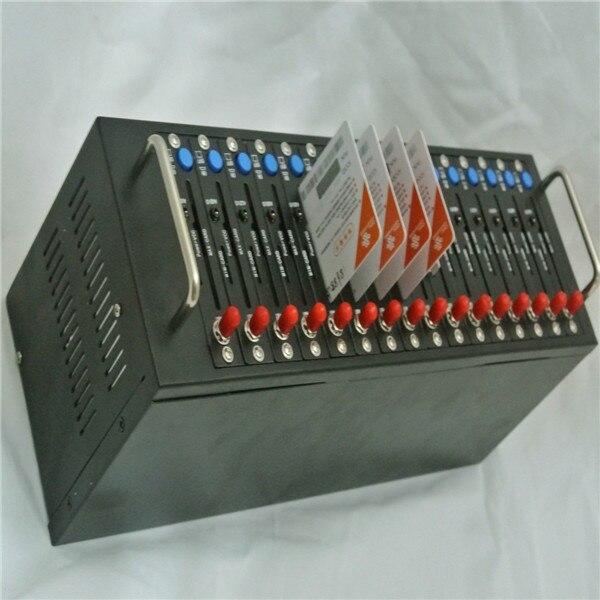все цены на Bulk sms modem pool 3g multi sim card gsm sms sending device sim5360 16 port wcdma modem simcom
