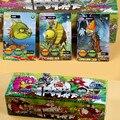 [Bainily] 400 pçs/lote Cartões de Plantas Zombies Plants vs Zombies Figuras de Ação Ervilha Girassol Coletar Cartão de Jogo De Cartão De Negociação Brinquedo do miúdo