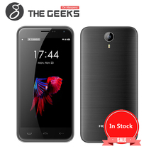 "Original HOMTOM HT3 MTK6580 1.3 GHz Quad Core 5.0 ""1280×720 Pantalla HD Android 5.1 1 GB RAM 8 GB ROM 8MP Dual SIM 3G Smartphone"