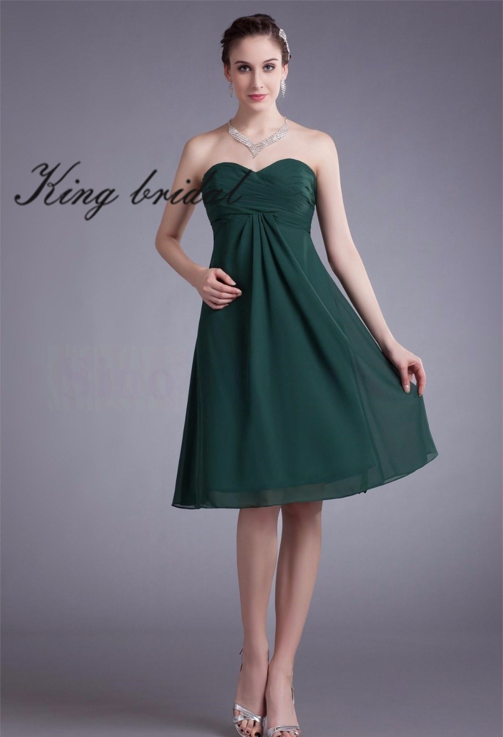 hunter green dresses - photo #23