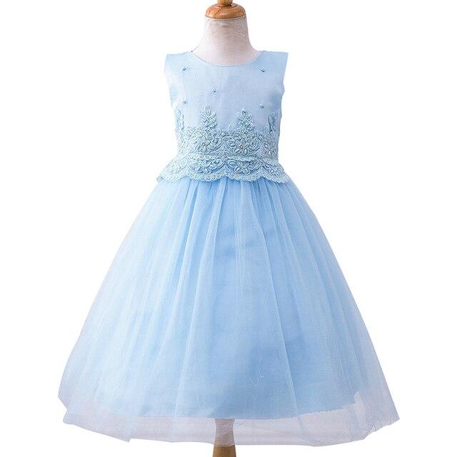 2e4387c25b40 Brand Baby Girl Dress Children Kids Dresses For Girls 3 12 Year ...