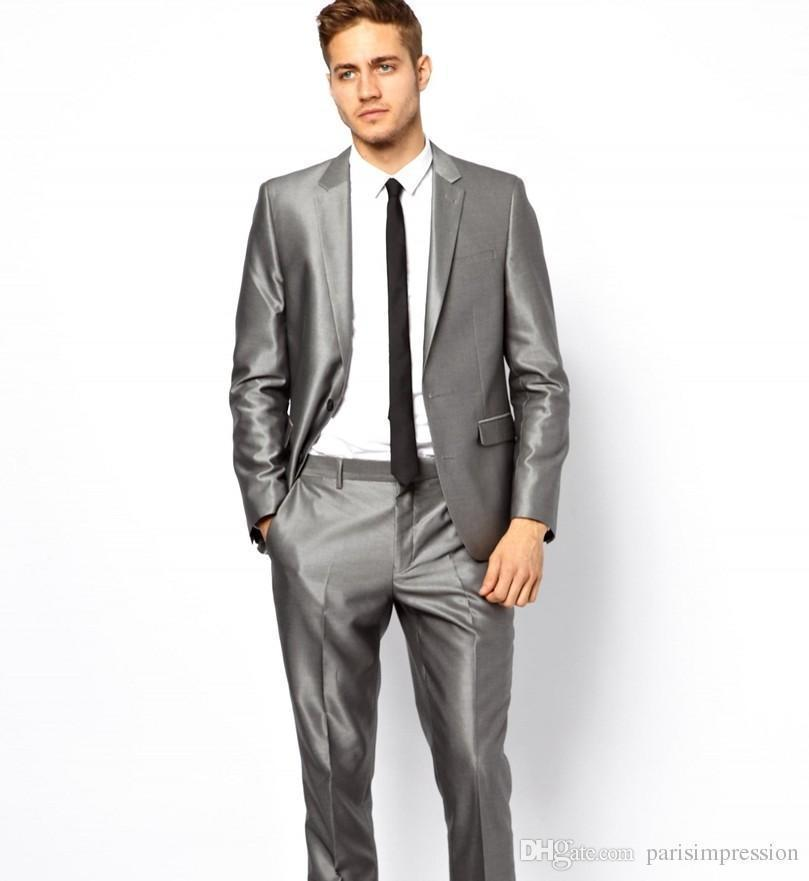 Compare Prices on Silver Tuxedo Slim- Online Shopping/Buy Low