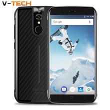 Vernee Active 6GB RAM 128GB ROM Waterproof IP68 Mobile Phone 5.5 inch FHD Helio P25 Octa Core Android 7.0 Outdoor Cellphone
