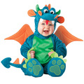 INS Baby Cartoon Animal Costume Boys Girls Dragon Lion Jumpsuit Romper Halloween Kids Clothing Cosplay Character Gift
