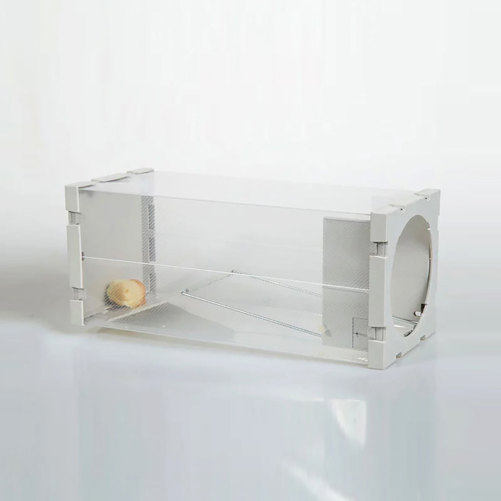 Mice Traps Reusable Rat Durable No Kill Easy To Set Safe Catcher Mouse Trap Release Humane Rodent