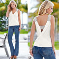 Fashion Plus Size Tank Top Women 2016 new Summer Women's Tops Tees Vest Cotton Sexy Fitness Women Clothing shirt free shipping