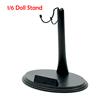 1/6 skala rysunek lalka stojak regulowany stojak w kształcie litery U z tabliczką znamionową do działania figurki do zabawy