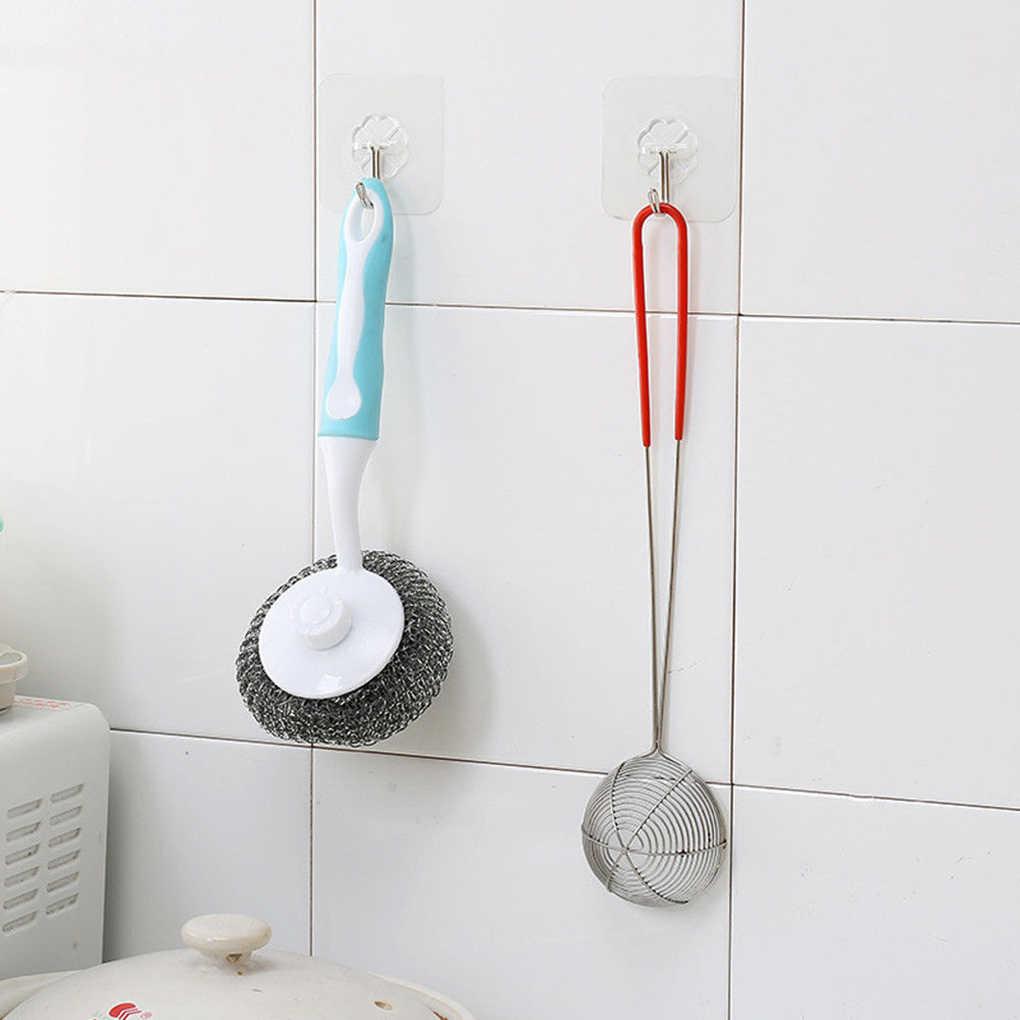 2019 最新 2 個リムーバブル浴室台所の壁強力な吸引カップフックハンガー真空吸盤