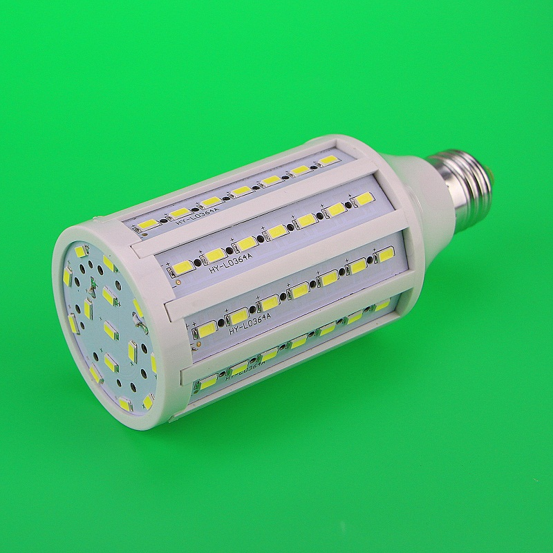 Lampada 5730 SMD LED Lamp E27 B22 E14 12W 15W 25W 30W 40W 50W AC110V/ 220V 42 60 84 98 132 165 Leds Bulb High Luminous Spotlight