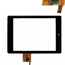 RLGVQDX New For Acer A1-810 A1-811 7.9'' inch Touch Screen Digitizer Sensor Glass Panel Tablet PC Replacement Parts Black