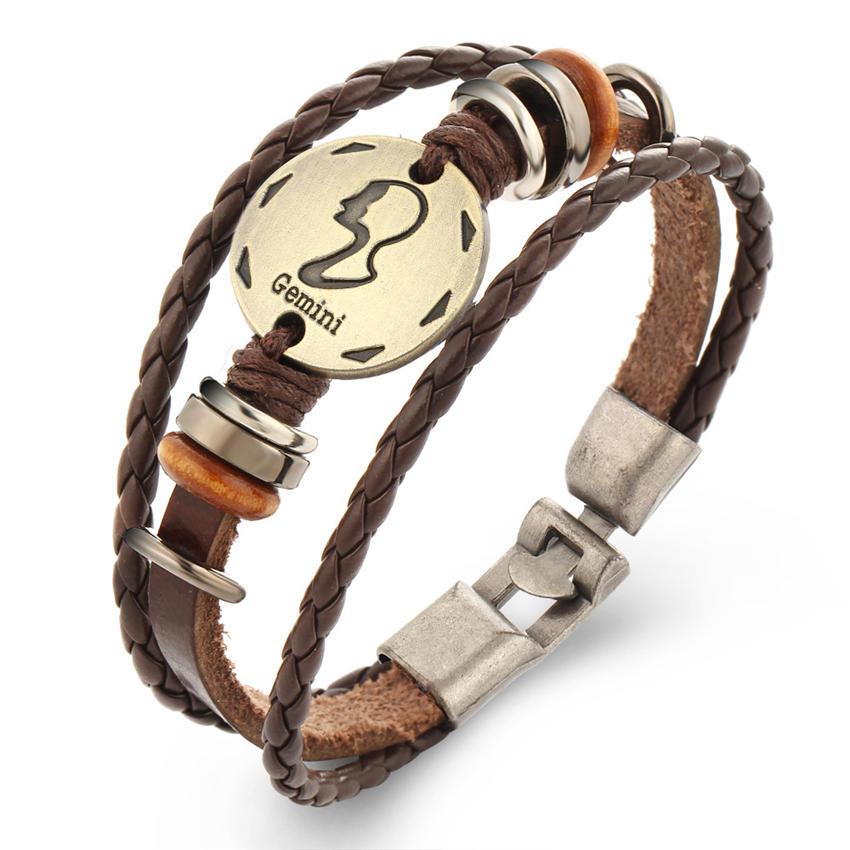 gemini bracelets