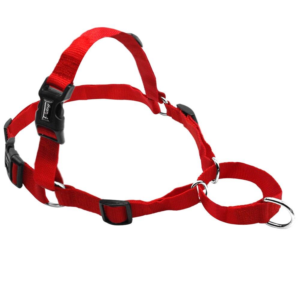 No Pull Nylon Dog Harness Justerbare Pet Dog Harnesses Vest Til - Pet produkter - Foto 3