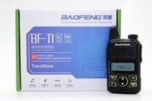 2 шт. Baofeng BF-T1 мини двухстороннее радио UHF 400-470 мГц 20CH BF T1 Walkie Talkie Портативный Хэм CB портативные радиостанции