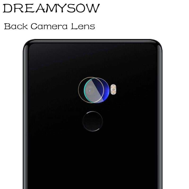 DREAMYSOW Camera Lens Tempered Glass For Xiaomi 2 6 5 5X 5S Plus Max Film For Redmi Note 4 4X Pro 64GB 32GB Camera Protector