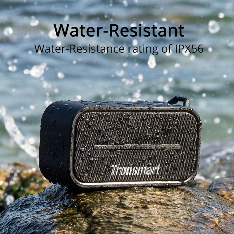 Tronsmart Élément T2 haut-parleur bluetooth 4.2 En Plein Air résistant à l'eau Haut-Parleur Haut-Parleur Portable et mini haut-parleur avec Micro SD - 2
