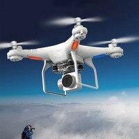Оригинальный беспилотник SH5 HD широкоугольный HD 1080p Quadcopter самолет одним касанием посадки / взлета передачи WIFI Rc вертолет квадрокоптер с камер...