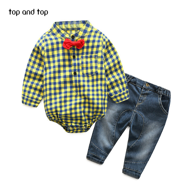 2017-Fashion-Baby-Boy-Clothes-Sets-Gentleman-rompers-pants-Suit-Long-Sleeve-Kids-Boy-Clothing-Set-kids-clothes-3