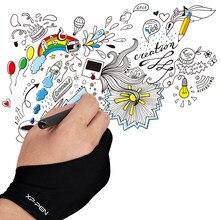 Xp-pen – gant Anti-salissure, taille libre, pour tablette à dessin/tableau d'affichage/boîte à lumière led/IPad