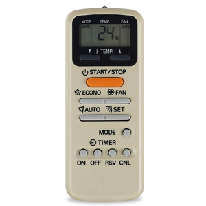 Image 1 - Air Conditioner air conditioning  remote control suitable for toshiba WH E1NE WH D9S  KT TS1  WC E1NE  WH E1BE KTDZ002