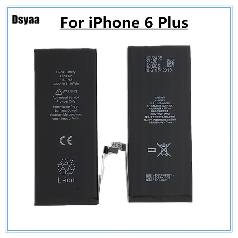 Mobile Phone Batteries Hsabat 100% New 4100mah Battery For Iphone 7 Plus For Iphone7 Plus For Iphone 7plus Parcel Within Tools And Sticker 2019 Latest Style Online Sale 50%