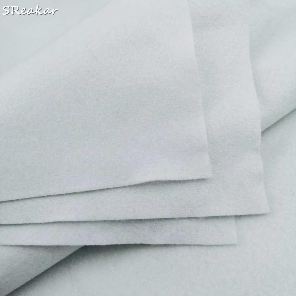 2 м/лот, 150 г с одной клейкой хлопковой тканью, наполнитель для лоскутного шитья, для поделок, проектов, сумок, кошельков, подкладки/прокладок