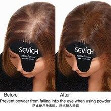Sevich hairline optimizer for  hair building fiber spray applicator Hairdressing Combs