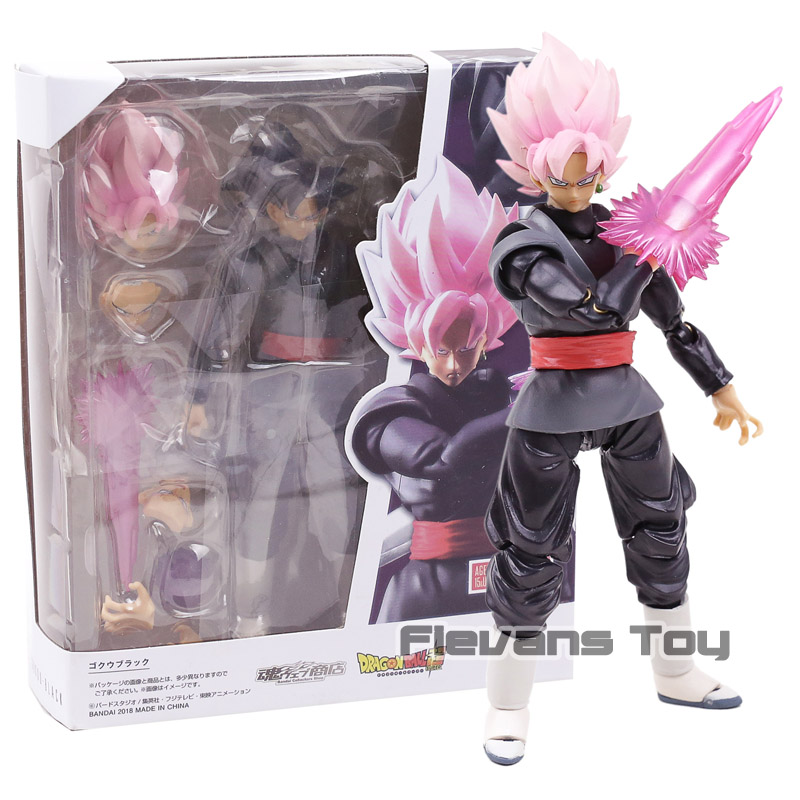 US $11.13 18% OFF|S.H.Figuarts SHF Dragon ball Z DBZ Black Rose Goku PVC Figure Brinquedos Dolls Toys Figurals-in Action & Toy Figures from Toys & Hobbies on Aliexpress.com | Alibaba Group
