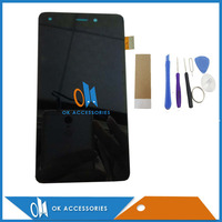 For BQ Aquaris U U Lite U Plus LCD Display Touch Screen Digitizer White Black Colour