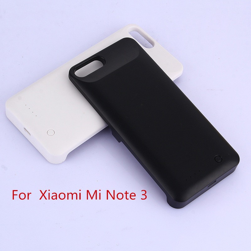 External 6800mAh Portable Power bank Cover Battery Charger Cases For Xiaomi Mi Note 3 Power PackBackup Power Bank CaseExternal 6800mAh Portable Power bank Cover Battery Charger Cases For Xiaomi Mi Note 3 Power PackBackup Power Bank Case