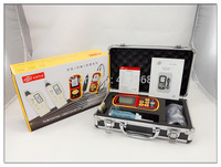 Intelligent GM100 LCD Digtail Ultrasonic Thickness Meter Range 1 2 225mm Testing