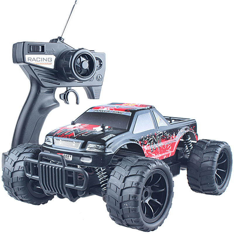 33cm Large 1:12 4WD Speed RC Cars 2.4G Radio Control RC Cars Toys Buggy 2017 High speed Trucks Off-Road Trucks Toys for Children wl toy electric car rc cars 4wd trucks high speed gift for kids l969 l212 souptoys