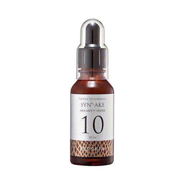 ITS HAUT Power 10 Formel Syn Ake 30ml [Löschen Falten] Gesicht Creme Serum Hautpflege Schlange venom Protein Peptid Anti Aging