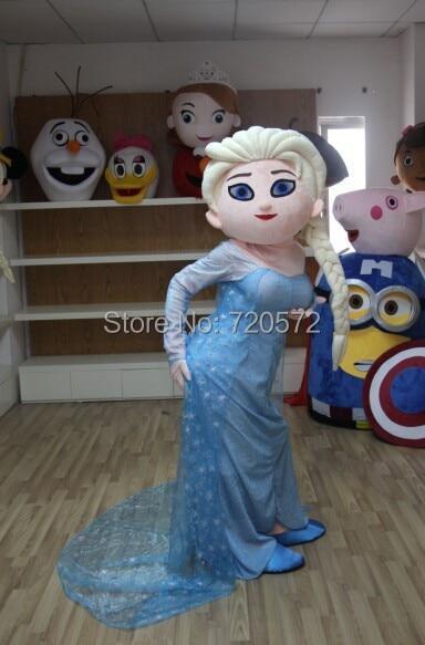 High quality adult elsa elsa mascot costume mascot costume elsa mascot costume from freezing & High quality adult elsa elsa mascot costume mascot costume elsa ...