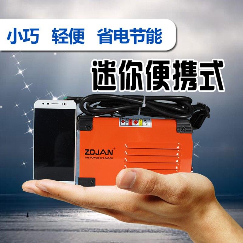 Mini MMA-250 Handheld Elektrische Schweißer 220 V 20-250A ARC Inverter Schweißer Werkzeug